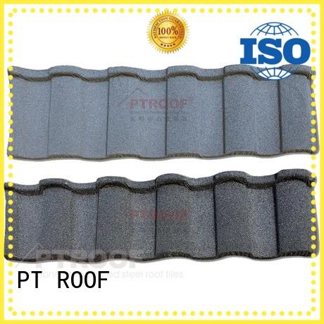 Pressed Metal Roof Tiles