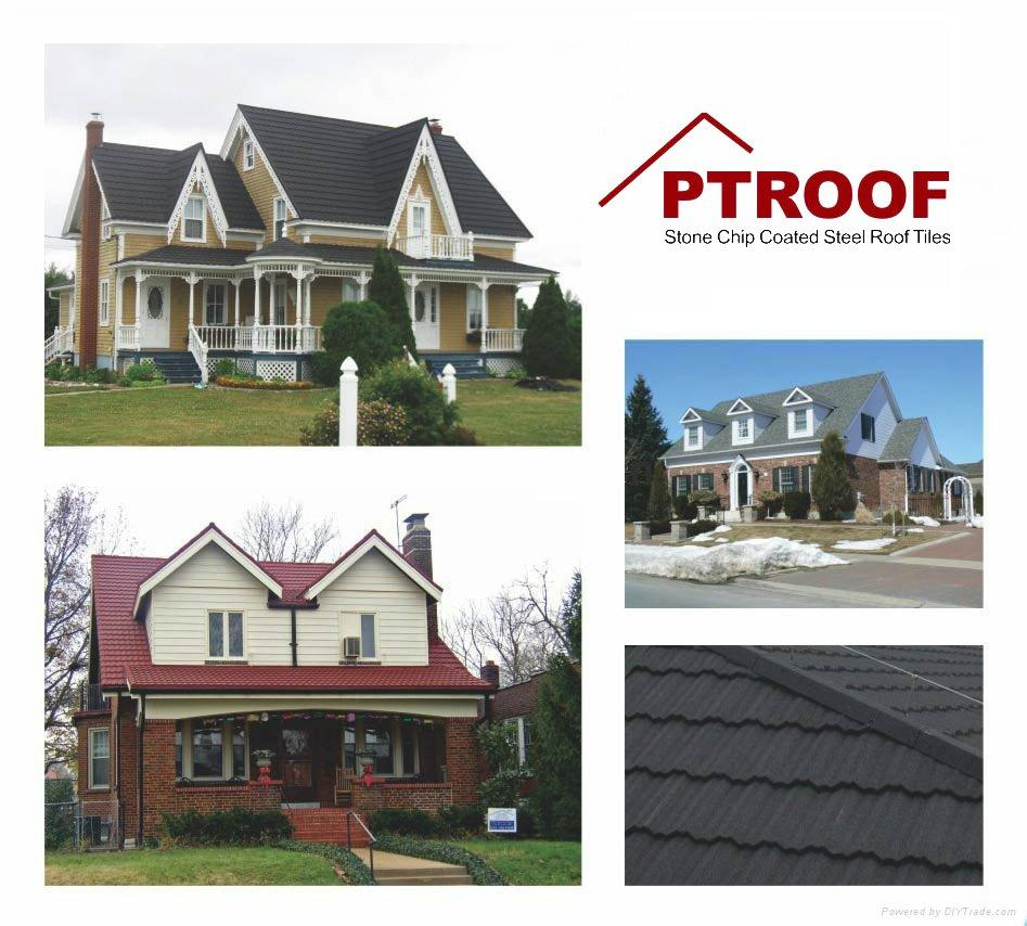 PT ROOF,Offering the best solution for your house .
